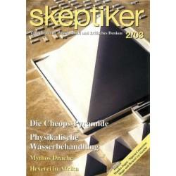 Skeptiker 2/2003
