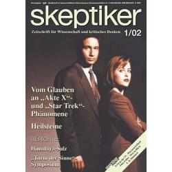 Skeptiker 1/2002