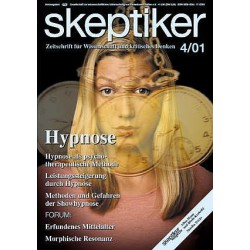 Skeptiker 4/2001