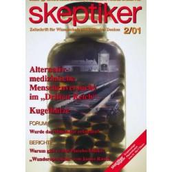 Skeptiker 2/2001