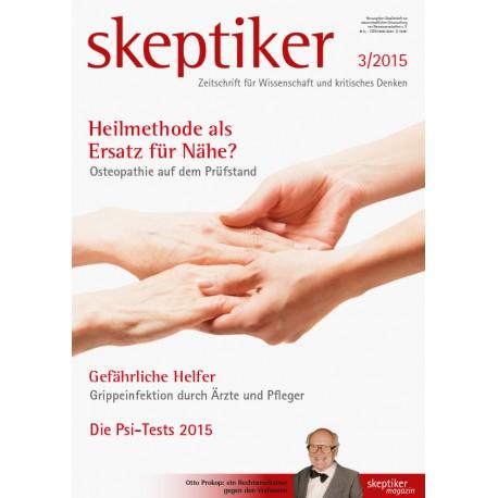 Skeptiker 3/2015