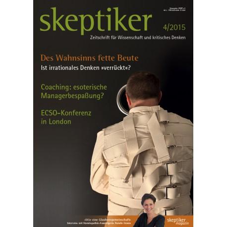 Skeptiker 4/2015