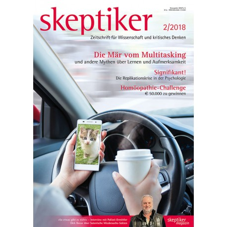 Skeptiker 2/2018