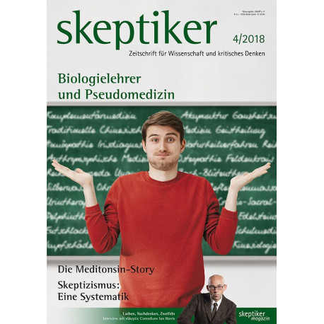 Skeptiker 4/2018