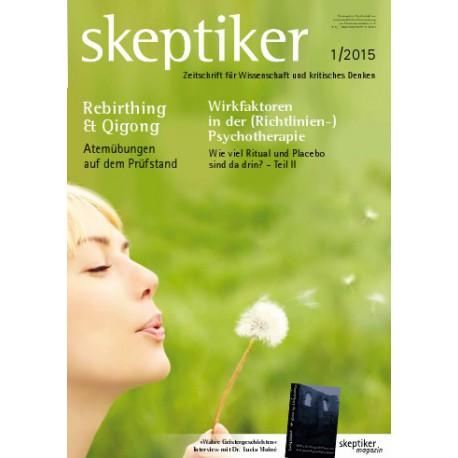 Skeptiker 1/2015