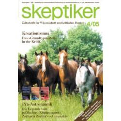 Skeptiker 4/2005