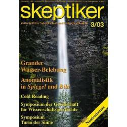 Skeptiker 3/2003